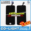 Free shipping for Mobile Phone Parts/for iPhone 5 Parts/Accessories for lcd iPhone 5 with 12 months guarantee