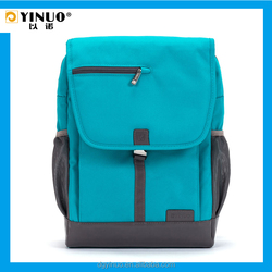 YINUO Waterproof Casual Patchwork Laptop Bag for Macbook Pro 14 inch for iPad