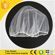 wig cap disposable white hair nets Invisible hairnet hair accessories