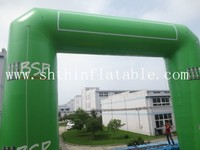 Customized inflatable archway/ inflatable arch for sale