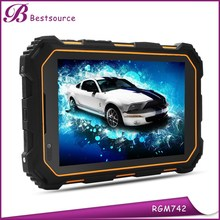7inch 1280*800 IPS RAM 1GB ROM 8GB Rear camera 8.0MP 3G GPS bluetooth wifi NFC android waterproof Cruiser tablet