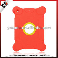 Soft silicon case for Ipad 5, direct case manufacture from China