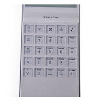 10 Digit Travel Clock Calculator