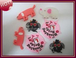 promotion gift souvenir tourist soft pvc fridge magnet