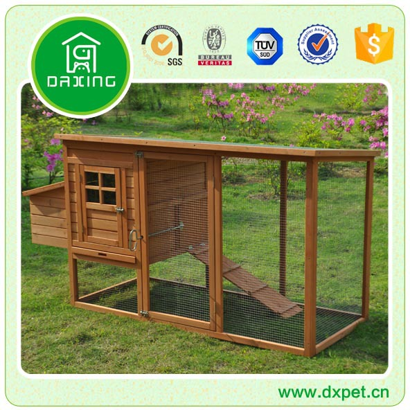 Cheap wooden chicken coops dxh011 view chicken coop for Cheap chicken pens for sale