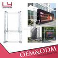 para la exportación mundial de peso de luz de techo truss armadura fase de aluminio