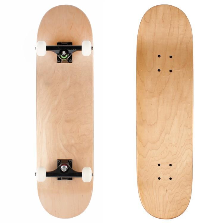 Blank Skateboard Complete Regular Blank Pro Complete