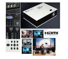 2014 Hot Sale Excellent Quality Cheap LED Projector with 1500 Lumens VGA/AV/HDMI/USB Support