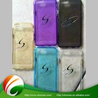 shockproof leather soft flip case for iphone with fast delivery
