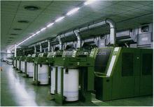 Sheep wool carding machine
