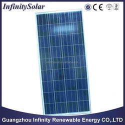 156*156 Poly Best Price Power 150w Solar Panel With a Solar Panel