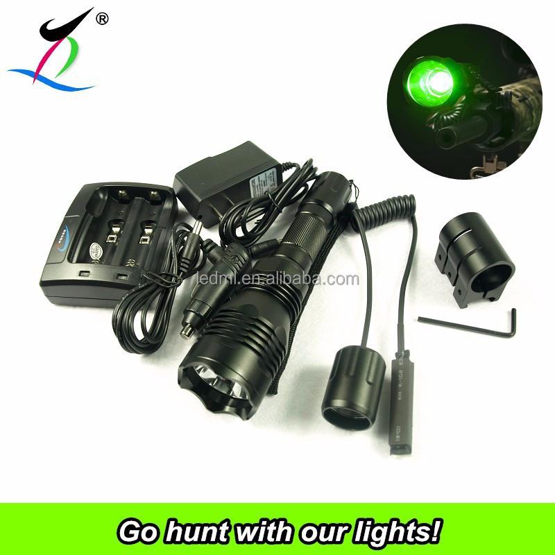 ml 900 gun mounted hunting lights green buy led hunting. Black Bedroom Furniture Sets. Home Design Ideas