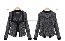 Women fashion Sweater solid cardigans woman knitting thick casual Sweater winter &autumn joker open stitch sweater