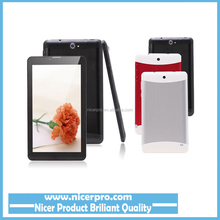 New design 7 Inch leather 3G Phone Call Android4.4 Tablets pc WiFi 1GB 8GB 7inch tablet Color Phone