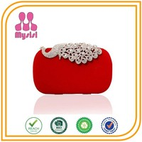 Lady Fashion Bridal Evening Party Purses Elegant Wedding Clutch Bag