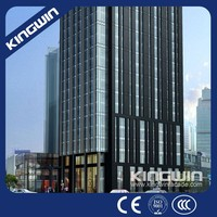 Innovative Facade design and engineering - Glass Curtain Wall
