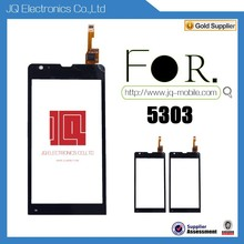 Wholesale mobile phone accessories LCD Glass Touch For Sony SP M35h C5303