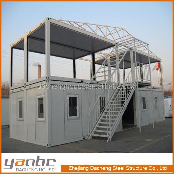 Vorgefertigt flatpack modulare container modul haus for Container haus anbieter