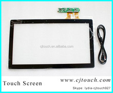"""24"""" Customized Projected Capacitive Touch Screen panel for Industry"""