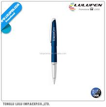 Cross ATX Blue Lacquer Roller Ball Promotional Pen (Lu-Q56325)