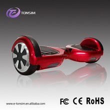 self balancing 2 wheels electric scooter 350 watts motor