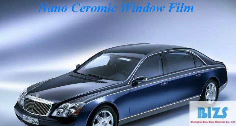 Защитная пленка для стекол авто Bizs ,