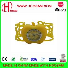 Cheap wholesale slap watches,/Silicone slap bracelet watch / Silicone kids carton slap watch