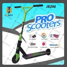 top popular 100mm wheel kids step dirt kick bike factory CE approved JB246