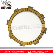 motor clutch plate lc135/clutch plate making/paper base motorcycle clutch friction plate