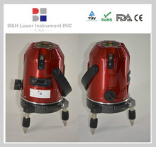 360 degree rotary Self-adjusting Automatic low level laser equipment