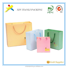 High Quality Eco-friendly Good Looking Custom Paper Bag and paper gift bag