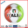 Machine stitched PVC wholesale football soccer ball