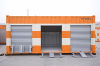 storage container for motorcycle