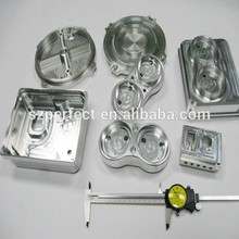 Factory customized cnc aluminum shell machine parts,Custon fabrication mechanical parts services