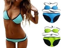 2015 Swimwear, 2015 Factory Direct Sale Sexy 6 Years Factory Knockout Bandeau Japanese Romantic Shiny Beach 2015 Swimwear