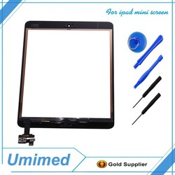 Repair tools for ipad mini digitizer with ic chip home button assembly