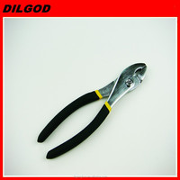 Mini slip- joint combination pliers wrench hand tool