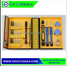 30 in 1 mobile phone screwdriver repaire kit tools, screwdriver open tools for iphone