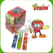 Super sour Spray fruity candy