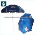 2013 venda quente uv oxford impressão personalizada guarda-chuva de praia