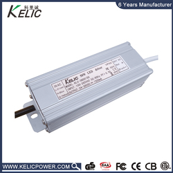 Constant current waterproof 12v led power supply