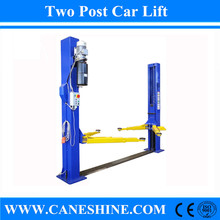 Quality CE&ISO Caneshine Brand Cheap Price of Car Lift(Two post)with Electric Release Garage Car Lift Equipment Price CS-240