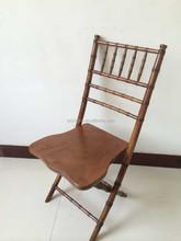 Старинные деревянные складной тиффани стулья коричневый цвет античный стиль