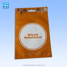 new design Food Packing Aluminum Foil Plastic Zip Lock Bag