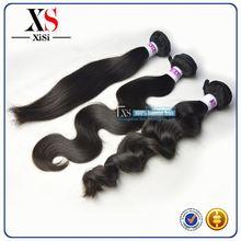 Good quality indian hair tracks indian man hair weave