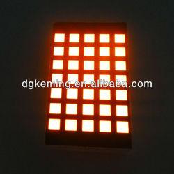 1357 lift led dot matrix display red