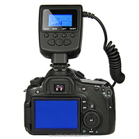 48pcs LED Macro Ring Flash Light For Canon 60D 7D 6D 5D Mark II 5D3 70D 600D 650D 550D,for Nikon D800 D600 D7100 D5100 D5200 D90