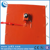 400mm*400mm,220v,220deg.C Silicone Rubber Barrel Band Heater with Adjustable Digital Thermostat CE
