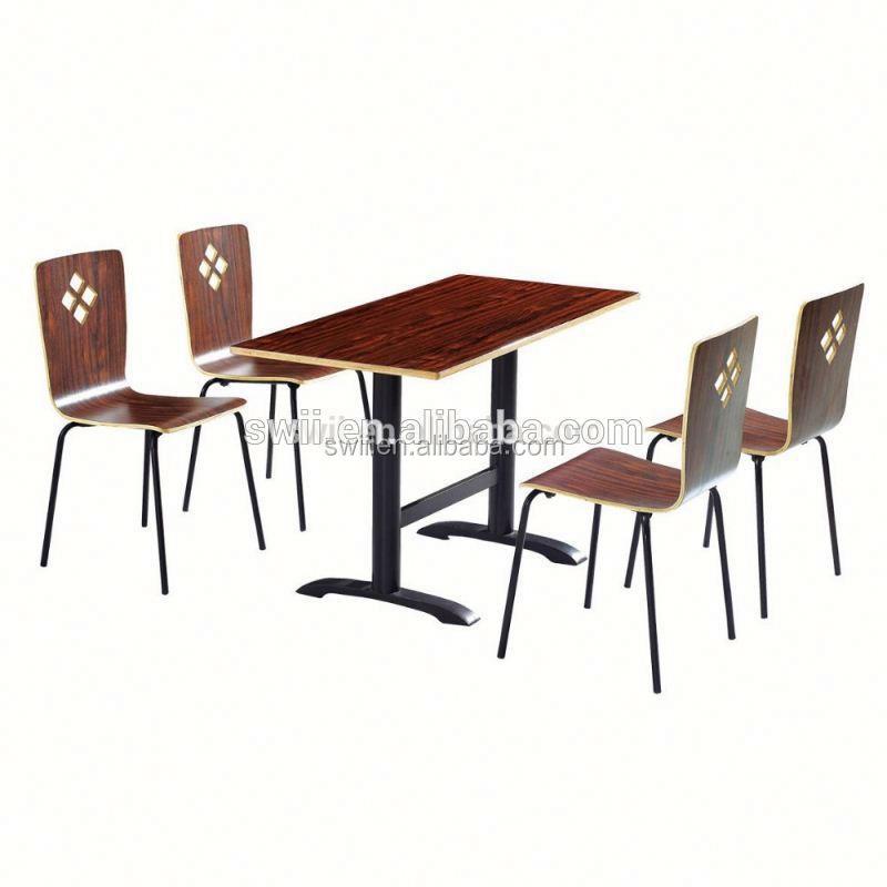 บาร์บีคิวเกาหลีตารางตารางโต๊ะบาร์โลหะ