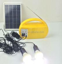 Multifunctional solar light